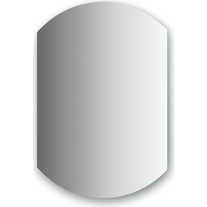 Зеркало поворотное Evoform Primary 50х70 см, со шлифованной кромкой (BY 0053) зеркало поворотное evoform primary 60х80 см со шлифованной кромкой by 0082