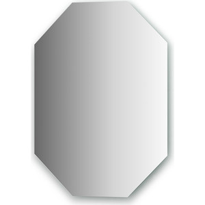Зеркало поворотное Evoform Primary 55х75 см, со шлифованной кромкой (BY 0081) зеркало поворотное evoform primary 60х80 см со шлифованной кромкой by 0082