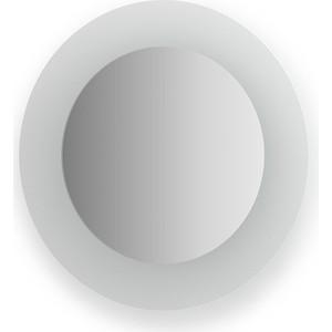 Зеркало Evoform Fashion D40 см, с матированием (BY 0407)