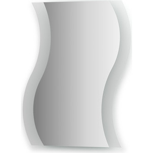 Зеркало Evoform Fashion 60х75 см, с матированием (BY 0415)