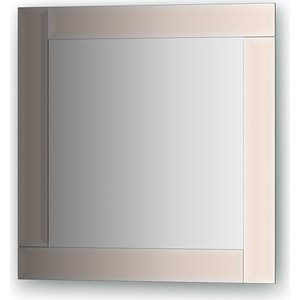 Зеркало Evoform Style 50х50 см, с зеркальным обрамлением (BY 0813) зеркало evoform style by 0809