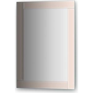 Зеркало поворотное Evoform Style 50х70 см, с зеркальным обрамлением (BY 0814) зеркало поворотное evoform style 60х60 см с зеркальным обрамлением by 0817