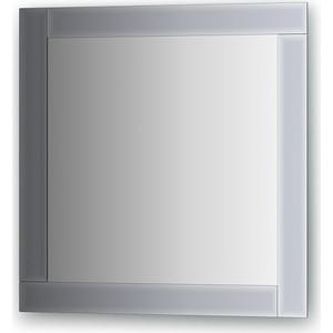 Зеркало Evoform Style 60х60 см, с зеркальным обрамлением (BY 0829) зеркало поворотное evoform style 60х60 см с зеркальным обрамлением by 0817