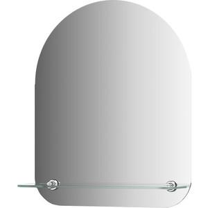 Зеркало Evoform Optima 40х50 см, с полочкой 40 см (BY 0507) зеркало evoform optima 40х50 см с полочкой 40 см by 0507