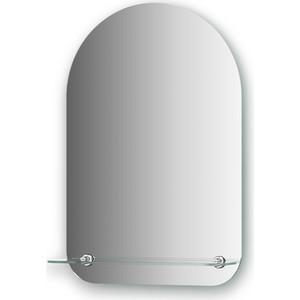 Зеркало Evoform Optima 40х60 см, с полочкой 40 см (BY 0508) зеркало evoform optima 40х50 см с полочкой 40 см by 0507