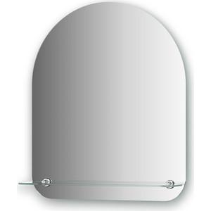 Зеркало Evoform Optima 50х60 см, с полочкой 50 см (BY 0509) зеркало evoform optima 40х50 см с полочкой 40 см by 0507