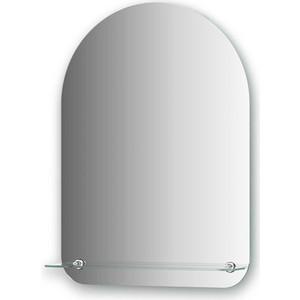 цены Зеркало Evoform Optima 50х70 см, с полочкой 50 см (BY 0510)