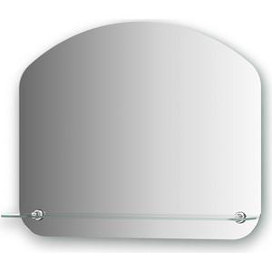 Зеркало Evoform Optima 60х50 см, с полочкой 60 см (BY 0517) зеркало evoform optima 40х50 см с полочкой 40 см by 0507