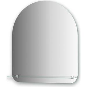 Зеркало Evoform Optima 60х70 см, с полочкой 60 см (BY 0512) зеркало evoform optima 40х50 см с полочкой 40 см by 0507
