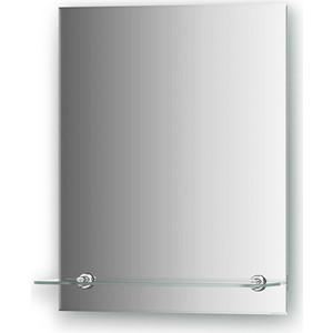Зеркало Evoform Attractive 40х50 см, с фацетом 5 мм и полочкой 40 см (BY 0501) зеркало evoform optima 40х50 см с полочкой 40 см by 0507