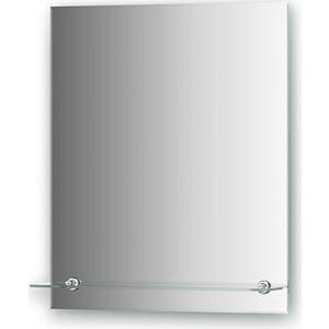Зеркало Evoform Attractive 50х60 см, с фацетом 5 мм и полочкой 50 см (BY 0503)