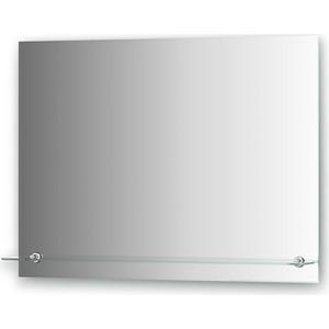 Зеркало Evoform Attractive 80х60 см, с фацетом 5 мм и полочкой 80 см (BY 0516) все цены