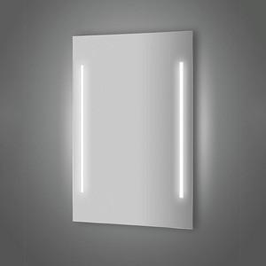 Зеркало Evoform Lumline 50х75 см, с 2-мя встроенными LUM- светильниками 40 W (BY 2013)