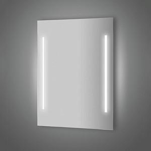 Зеркало Evoform Lumline 55х75 см, с 2-мя встроенными LUM- светильниками 40 W (BY 2014)