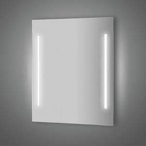Зеркало Evoform Lumline 60х75 см, с 2-мя встроенными LUM- светильниками 40 W (BY 2015)