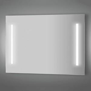 Зеркало Evoform Lumline 120х75 см, с 2-мя встроенными LUM- светильниками 40 W (BY 2020)
