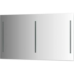 Зеркало Evoform Lumline 130х75 см, с 3-мя встроенными LUM- светильниками 60 W (BY 2022)