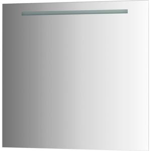 Зеркало Evoform Ledline 80х75 см, со встроенным LED- светильником 6 W (BY 2105)