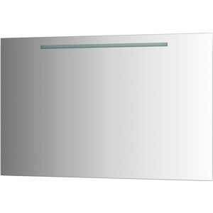 Зеркало Evoform Ledline 120х75 см, со встроенным LED- светильником 7 W (BY 2108) зеркало evoform lumline 50х100 см со встроенным lum светильником 12 w by 2009
