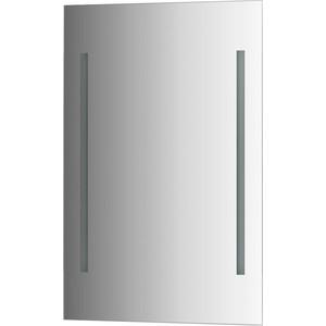 Зеркало Evoform Ledline 50х75 см, с 2-мя встроенными LED- светильниками 10,5 W (BY 2113) зеркало evoform ledline 70х75 см с 2 мя встроенными led светильниками 10 5 w by 2116
