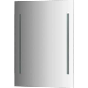 Зеркало Evoform Ledline 55х75 см, с 2-мя встроенными LED- светильниками 10,5 W (BY 2114) зеркало evoform ledline 70х75 см с 2 мя встроенными led светильниками 10 5 w by 2116