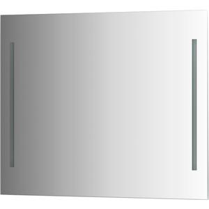 Зеркало Evoform Ledline 90х75 см, с 2-мя встроенными LED- светильниками 10,5 W (BY 2118)