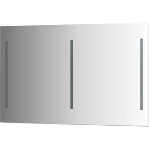 Зеркало Evoform Ledline 120х75 см, с 3-мя встроенными LED- светильниками 16 W (BY 2121) зеркало evoform ledline 70х75 см с 2 мя встроенными led светильниками 10 5 w by 2116