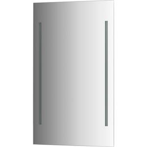 Зеркало Evoform Ledline 60х100 см, с 2-мя встроенными LED- светильниками 14,5 W (BY 2123) зеркало evoform ledline 70х75 см с 2 мя встроенными led светильниками 10 5 w by 2116