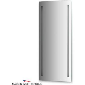 Зеркало Ellux Linea LED 60х140 см, с 2-мя встроенными LED- светильниками 24 W (LIN-A2 9135) цена