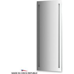 Зеркало Ellux Linea LED 60х160 см, с 2-мя встроенными LED- светильниками 28 W (LIN-A2 9136) зеркало с 2 мя встроенными led светильниками 24 w 60х140 cm ellux linea led lin b2 9319