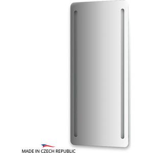 Зеркало Ellux Linea LED 60х140 см, с 2-мя встроенными LED- светильниками 24 W (LIN-B2 9319)