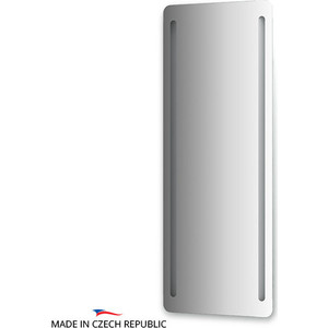 Зеркало Ellux Linea LED 60х160 см, с 2-мя встроенными LED- светильниками 28 W (LIN-B2 9320) цена
