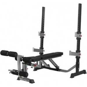 Многофункциональная скамья Body Craft Скамья со стойками (F609) body craft f610 для f609