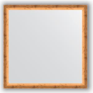 Зеркало в багетной раме Evoform Definite 60x60 см, красная бронза 37 мм (BY 0613)