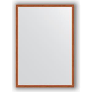 Зеркало в багетной раме поворотное Evoform Definite 48x68 см, вишня 22 мм (BY 0619) зеркало в багетной раме поворотное evoform definite 48x98 см вишня 22 мм by 0688