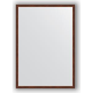 Фото - Зеркало в багетной раме поворотное Evoform Definite 48x68 см, орех 22 мм (BY 0620) зеркало в багетной раме поворотное evoform definite 68x88 см орех 22 мм by 0672