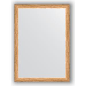 Зеркало в багетной раме поворотное Evoform Definite 50x70 см, клен 37 мм (BY 0629)