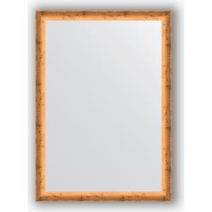 Зеркало в багетной раме поворотное Evoform Definite 50x70 см, красная бронза 37 мм (BY 0630)