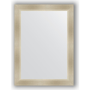 Зеркало в багетной раме поворотное Evoform Definite 54x74 см, травленое серебро 59 мм (BY 0632) зеркало в багетной раме поворотное evoform definite 73x133 см слоновая кость 51 мм by 1100