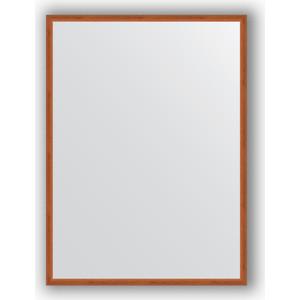 Зеркало в багетной раме поворотное Evoform Definite 58x78 см, вишня 22 мм (BY 0636) зеркало в багетной раме поворотное evoform definite 48x98 см вишня 22 мм by 0688