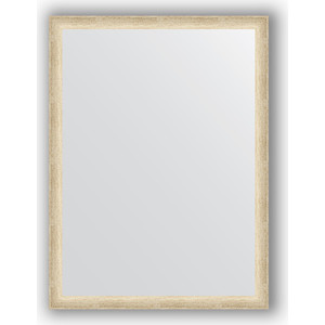 Зеркало в багетной раме поворотное Evoform Definite 60x80 см, состаренное серебро 37 мм (BY 0644)