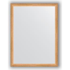 Зеркало в багетной раме поворотное Evoform Definite 60x80 см, клен 37 мм (BY 0646) tefal e8742244