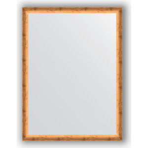 Зеркало в багетной раме поворотное Evoform Definite 60x80 см, красная бронза 37 мм (BY 0647) противень scovo expert