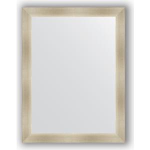 купить Зеркало в багетной раме поворотное Evoform Definite 64x84 см, травленое серебро 59 мм (BY 0649) по цене 3460 рублей