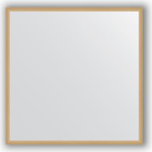 Зеркало в багетной раме Evoform Definite 68x68 см, сосна 22 мм (BY 0652)