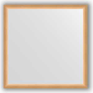 Зеркало в багетной раме Evoform Definite 70x70 см, бук 37 мм (BY 0662) цена 2017
