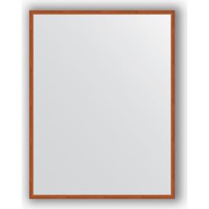 Зеркало в багетной раме поворотное Evoform Definite 68x88 см, вишня 22 мм (BY 0671) зеркало в багетной раме поворотное evoform definite 48x98 см вишня 22 мм by 0688