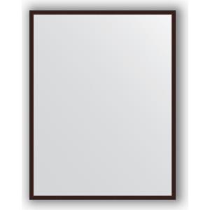 Зеркало в багетной раме поворотное Evoform Definite 68x88 см, махагон 22 мм (BY 0673) зеркало в багетной раме поворотное evoform definite 48x138 см махагон 22 мм by 0707
