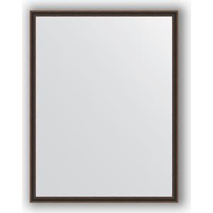 купить Зеркало в багетной раме поворотное Evoform Definite 68x88 см, витой махагон 28 мм (BY 0676) онлайн