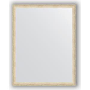 Зеркало в багетной раме поворотное Evoform Definite 70x90 см, состаренное серебро 37 мм (BY 0679)